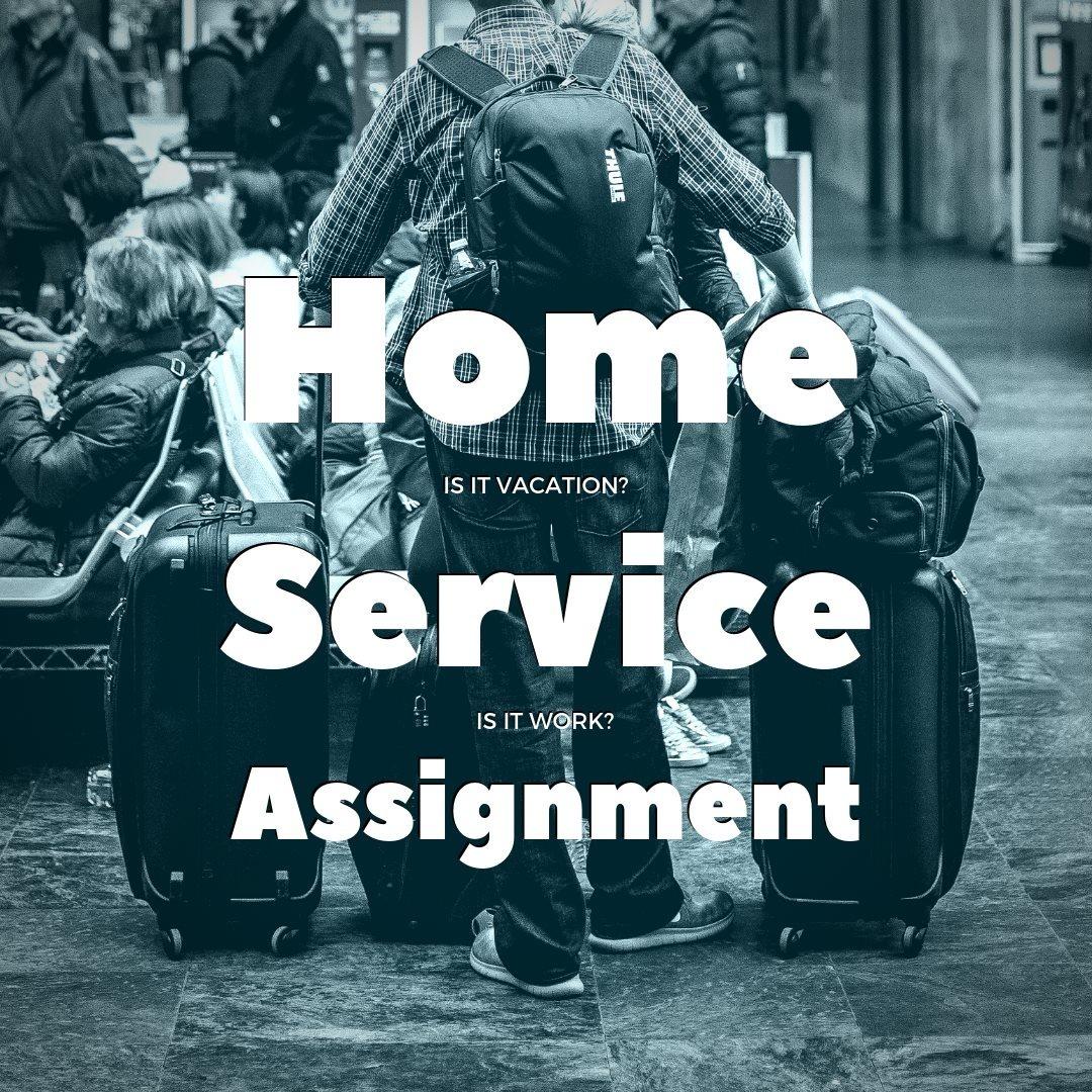 Home Service Assignment: Season 1 Episode 3