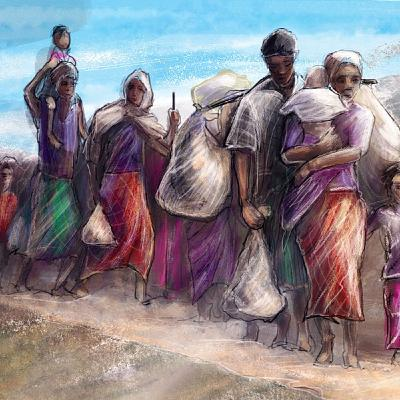 Stateless Rohingyas Of Myanmar In Never Ending Crisis