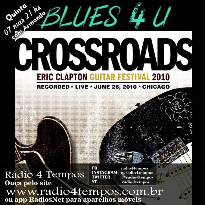 Rádio 4 Tempos - Blues 4 U 05:Rádio 4 Tempos