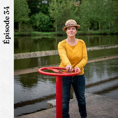#34 | Laëtitia Chorin - La pause fait partie de l'aventure