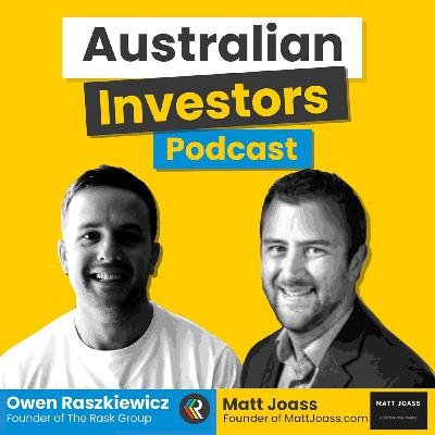 #34 - Matt Joass, Maven Funds Management