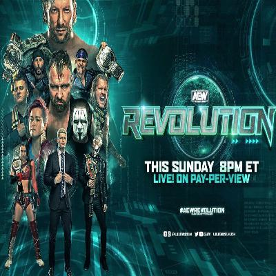 Wrestling Geeks Alliance - AEW Revolution Preview Show