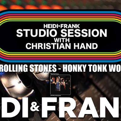HF Studio Session With Christian James Hand 08/30/21