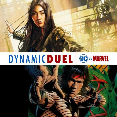 Lady Shiva vs Shang-Chi