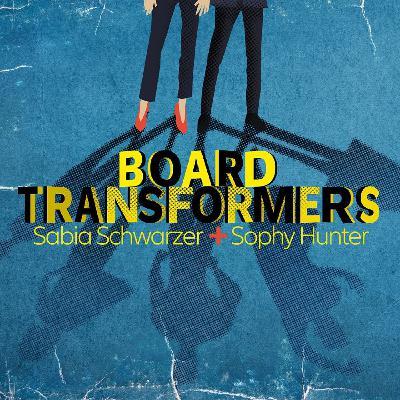 S2 E11 - BOARD TRANSFORMERS 3 : SABIA SCHWARZER