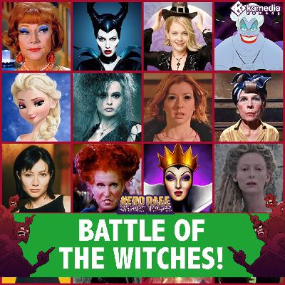 Yaasss, Witch: The Witches Tournament!