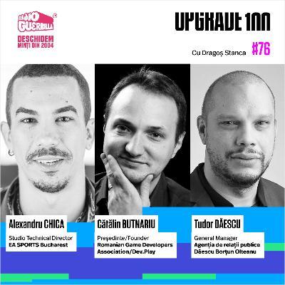 #76 VIDEOGAMES MADE IN RO. Despre industria globală de gaming: ce rol are România?