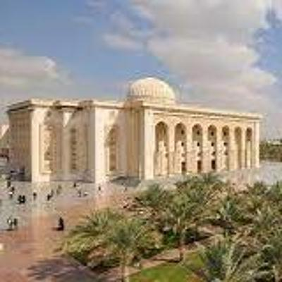Virtual Tour In the American University of Sharjah with Yousef Bouz (21.09.21)