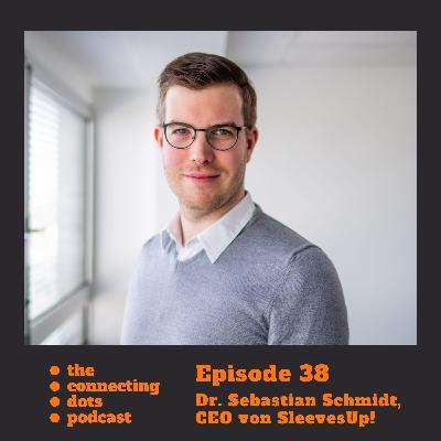 #38: Dr. Sebastian Schmidt, wie baust Du Co-Working Spaces in der Coronakrise auf?