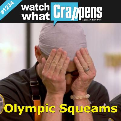 Top Chef: Olympic Squeams