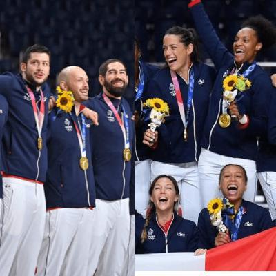 Jeux Olympiques 2020 - Le handball à la folie