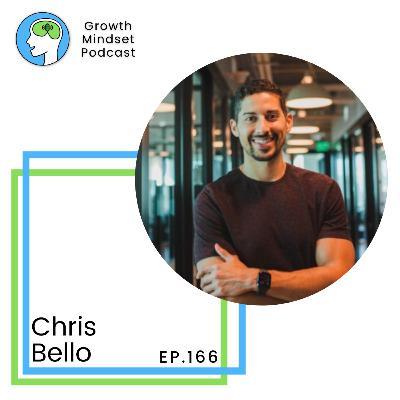 166: Make a plan, work the plan - Chris Bello