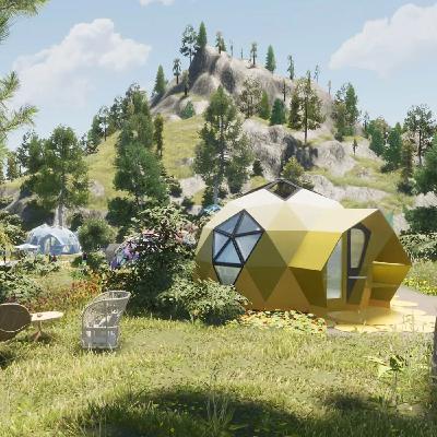 Geoship - Regenerative Architecture