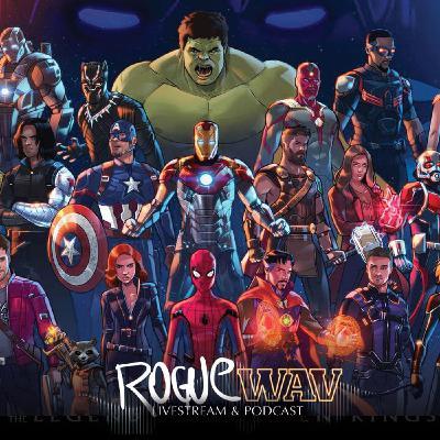 S2 EP 2:  Marvel Sues Its Creators, Rogue Files: Tom Hardy