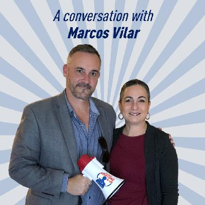 "Episode #40: ""I Have SOMETHING To Say"" with special guest, Marcos Vilar"
