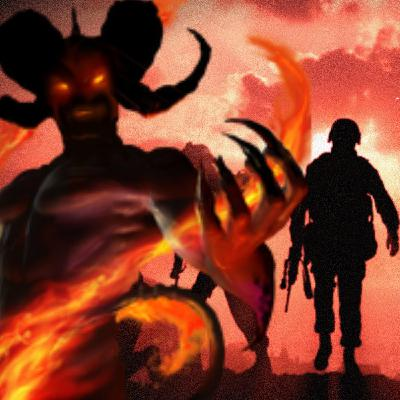 """""""MILITARY ENCOUNTERS WITH DEMONS"""" and 5 More Scary True Paranormal Horror Stories! #WeirdDarkness"""