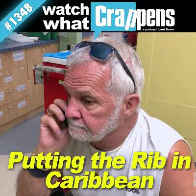 BelowDeck: Putting the Rib in Caribbean