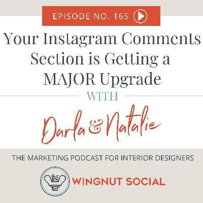 Your Instagram Comments Section is Getting a MAJOR Upgrade - Episode 165