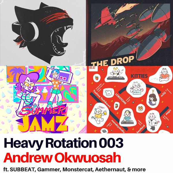003: Monstercat Uncaged Vol  3, Aethenaut's Summer Jamz