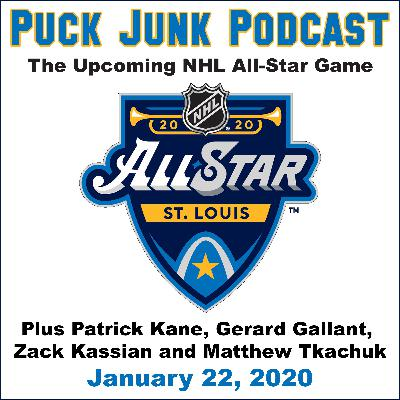 The Upcoming 2020 NHL All-Star Game   #43   1/22/2020