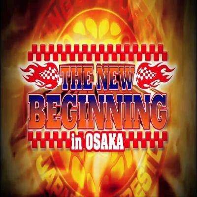 Wrestling Geeks Alliance: NJPW: The New Beginning