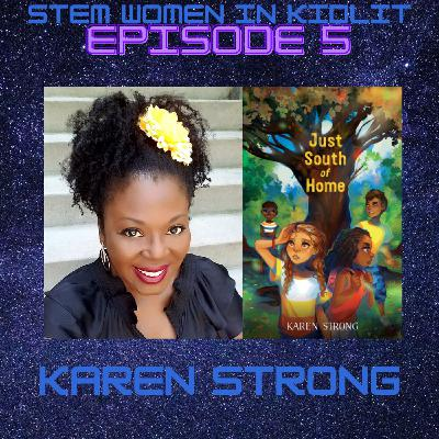 "Karen Strong: Tech, Haints, and ""Debugging A Book"""