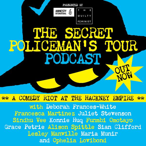 The Secret Policeman's Tour - Hackney Empire 2019