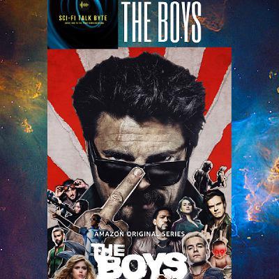Byte The Boys Eric Kripke On The Series Storylines