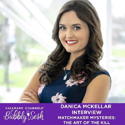Danica McKellar, MatchMaker Mysteries Interview