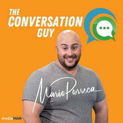 Ep 804: Chef Chris Hill: From the Kitchen to Entrepreneurship | Casual Conversations