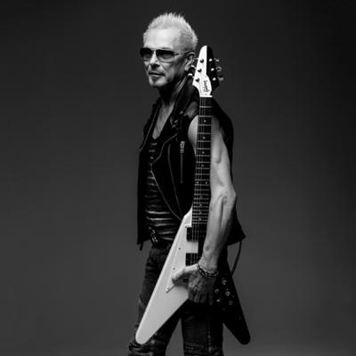 #584 MTRS - Interview with Scorpions Rudolf Schenker, and Dan Spitz (Red Lamb / ex Anthrax) - a vault classic