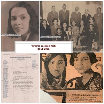 Episode 26: Life & Legacy of Virginia Jackson Kiah with Dr. Deborah Johnson-Simon