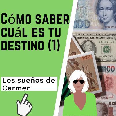 - 13 - Carmen: 👍 La Abogada Costurera 👩🎨 (Cómo saber cuál es tú destino 1)