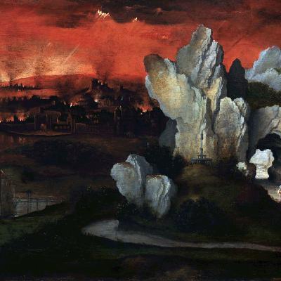 Sodom and Gomorrah and Noah