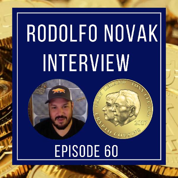 Interview with Rodolfo Novak