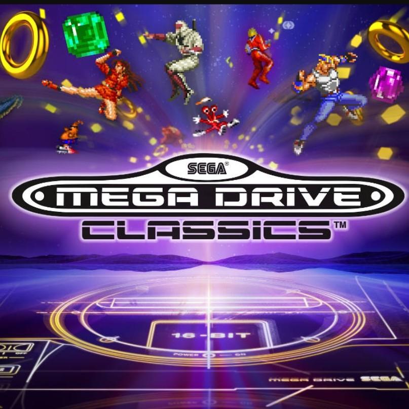 SEGA Mega Drive Classics: tornano i miti