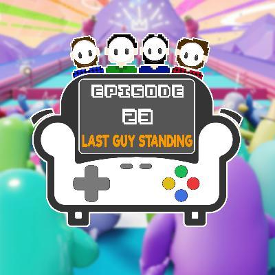 Episode 23 - Last guy standing