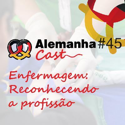 #45 Enfermagem reconhecendo a profissão (Profissões: T1E1)