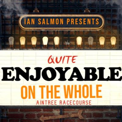 Fantastival Podcast - #40 Ian Salmon