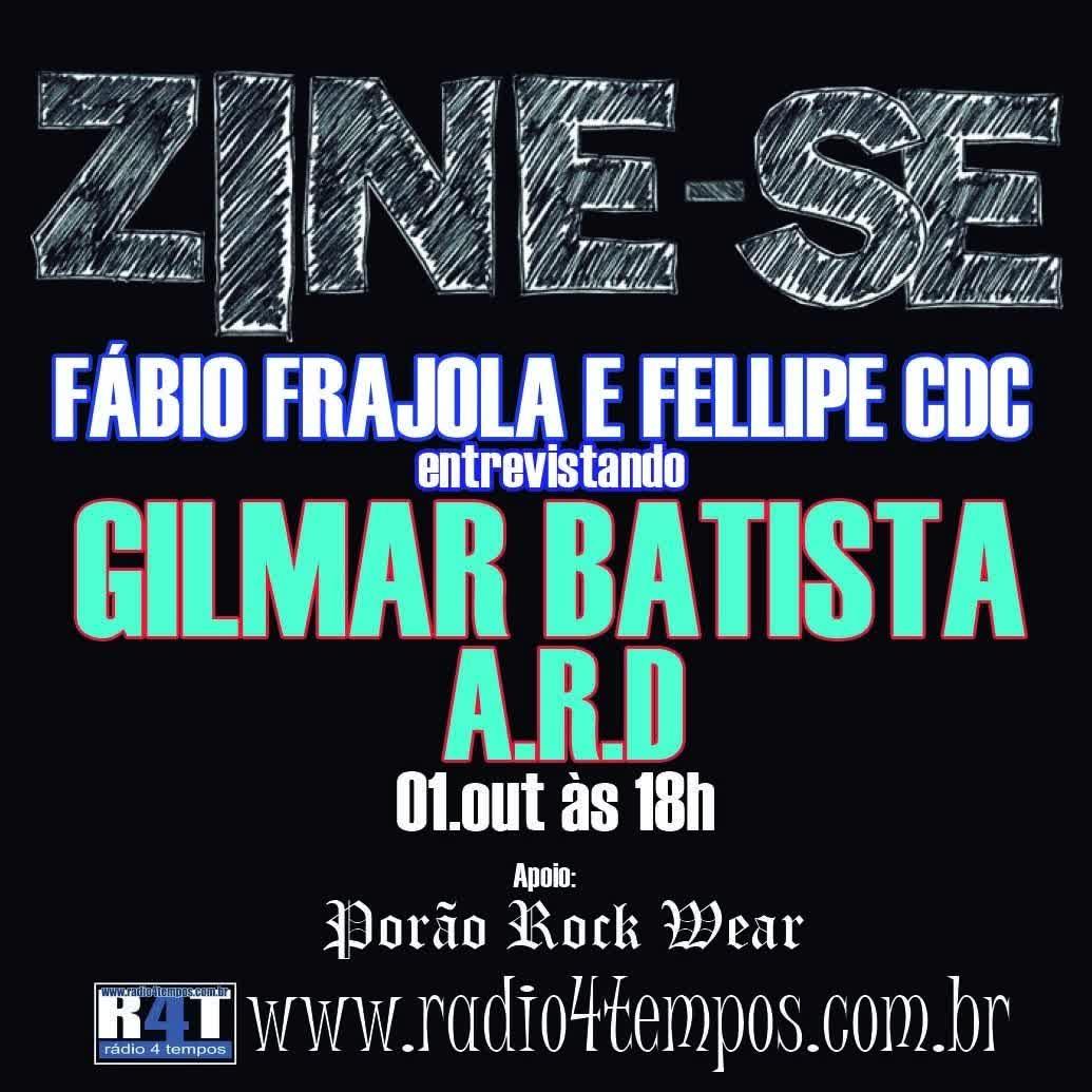 Rádio 4 Tempos - Zine-se 24
