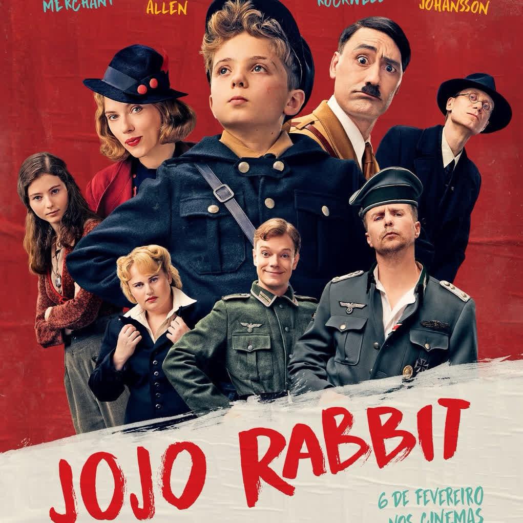 Jojo Rabbit نقد و بررسی فیلم