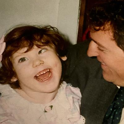 Dad to Dad 121 Attorney Bruce Hearey, Father of 7 Including A Daughter Who Is A Spastic Quadriplegic With Cerebral Palsy