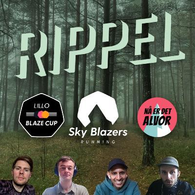 #135 - BlazeCup 2021 & RIPPEL   Patrick Stangbye, Bilal Chaudhry & Trym Nilsen   Outro med Jon-Kristian Rydningen om Klimabrølet.no