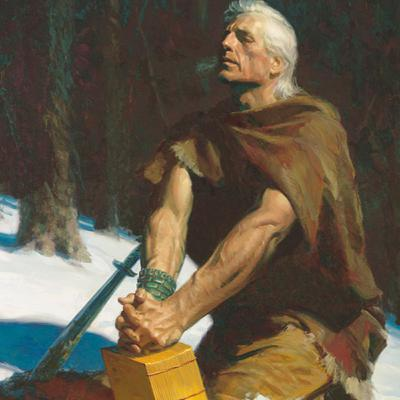 """Come Follow Me BofM Podcast 49, """"Come unto Christ, and Be Perfected in Him"""" -- Moroni 10"""