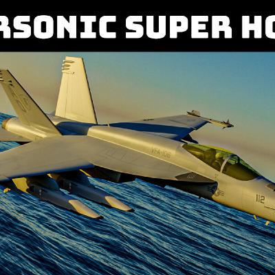 Hypersonic Weapons for the Super Hornet
