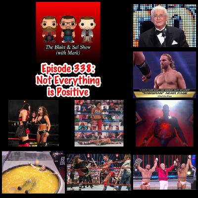 Episode 338: Not Everything is Positive (Special Guest: Maria Gonzalez)