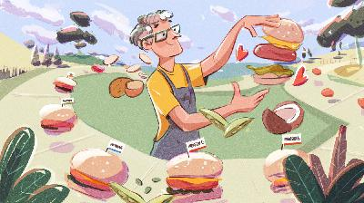 Impossible Foods: Pat Brown