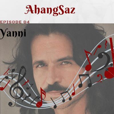 یانی -پسر بچه ای از یونان