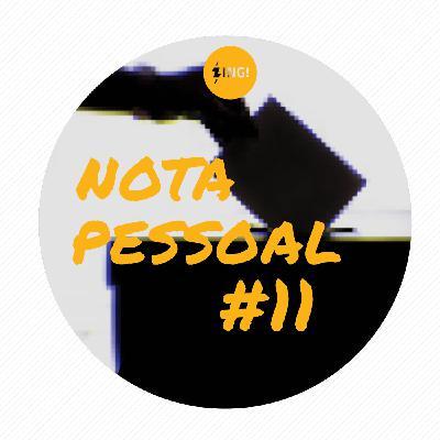 Nota Pessoal #11 - Hackearam a democracia
