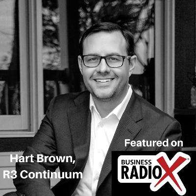 How Doxing Can Have a Ripple Effect on Organizations, with Hart Brown, R3 Continuum
